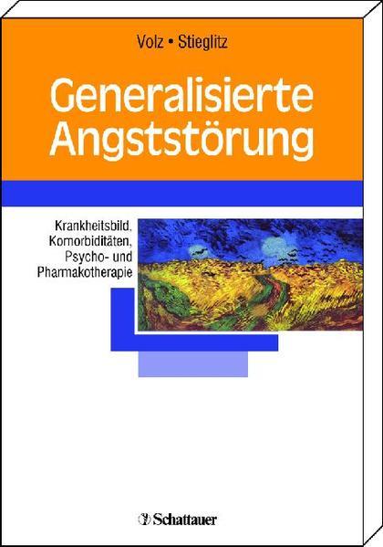 Generalisierte Angststörung - Coverbild