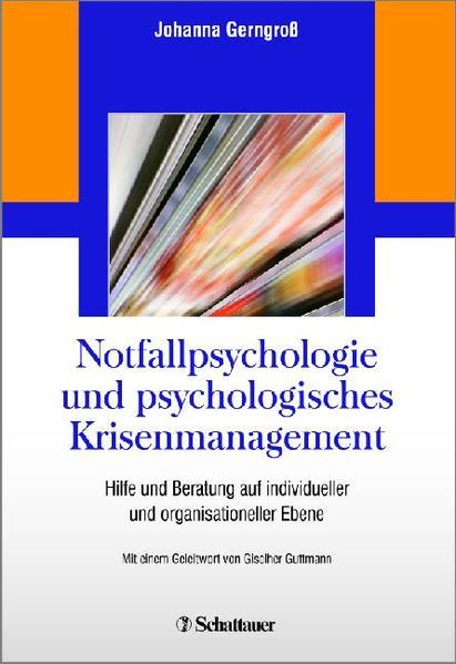 Notfallpsychologie und psychologisches Krisenmanagement - Coverbild