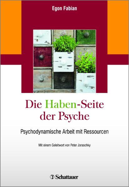 """Die """"Haben""""-Seite der Psyche - Coverbild"""