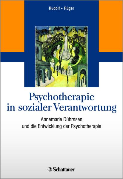 Psychotherapie in sozialer Verantwortung - Coverbild