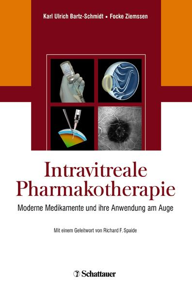 Intravitreale Pharmakotherapie - Coverbild