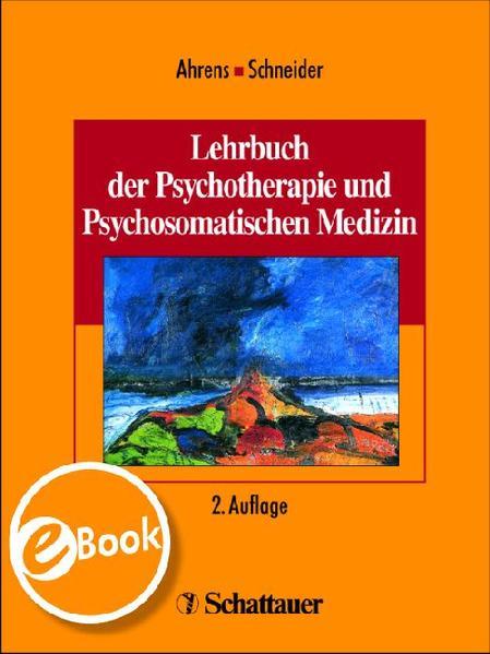 Lehrbuch der Psychotherapie und Psychosomatischen Medizin - Coverbild