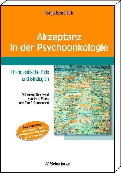 Akzeptanz in der Psychoonkologie - Coverbild