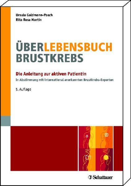 Über-Lebensbuch Brustkrebs - Coverbild