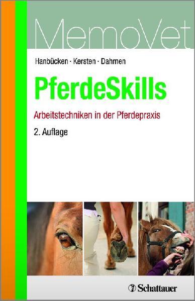 PferdeSkills - Arbeitstechniken in der Pferdepraxis - Coverbild