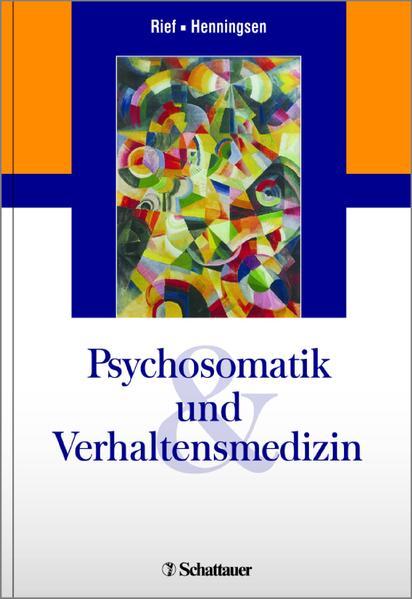 Psychosomatik und Verhaltensmedizin - Coverbild