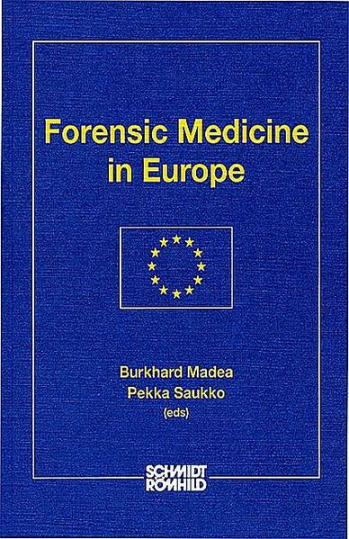Forensic Medicine in Europe - Coverbild
