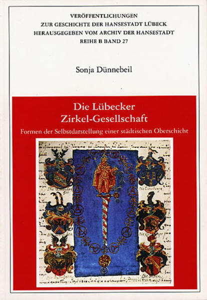 Die Lübecker Zirkel-Gesellschaft - Coverbild