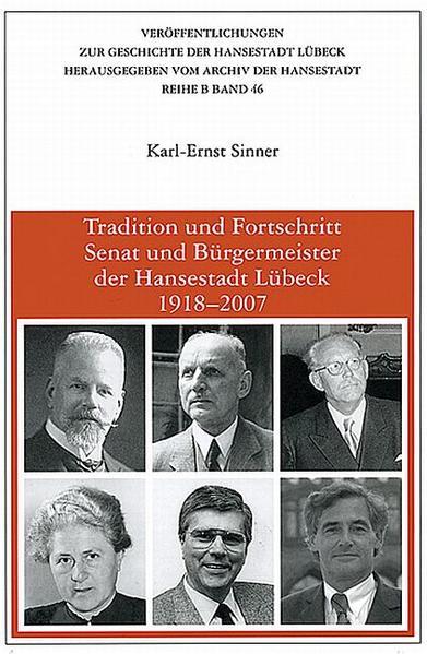 Tradition und Fortschritt - Coverbild
