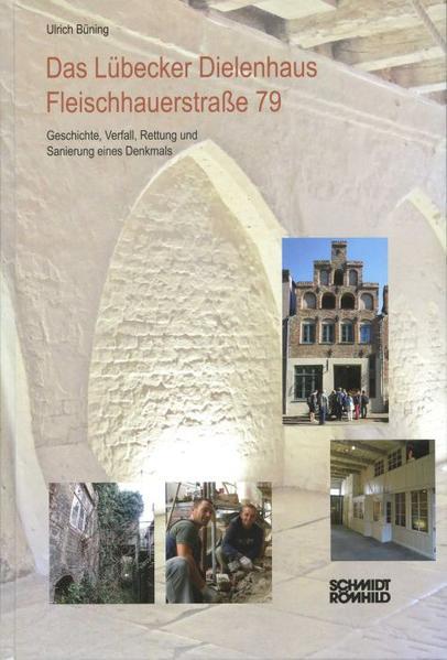 Das Lübecker Dielenhaus Fleischhauerstraße 79 - Coverbild