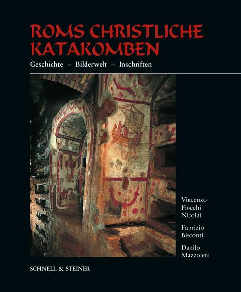 Le catacombe cristiane di Roma - Coverbild