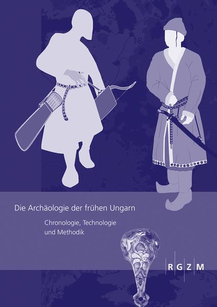 Die Archäologie der frühen Ungarn - Coverbild