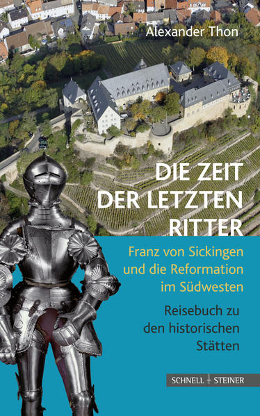 Die Zeit der letzten Ritter - Coverbild