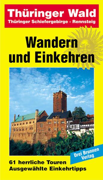 Thüringer Wald - Coverbild