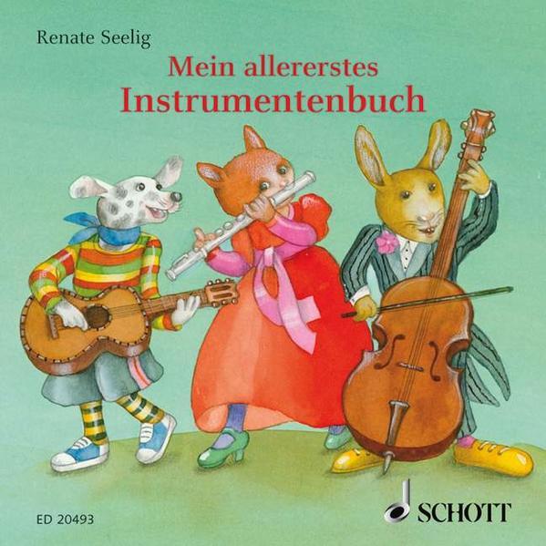 Mein allererstes Instrumentenbuch - Coverbild