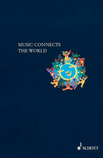 Music Connects The World - Coverbild