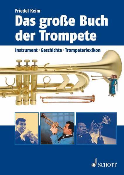 Das große Buch der Trompete - Coverbild