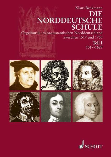 Die Norddeutsche Schule - Coverbild