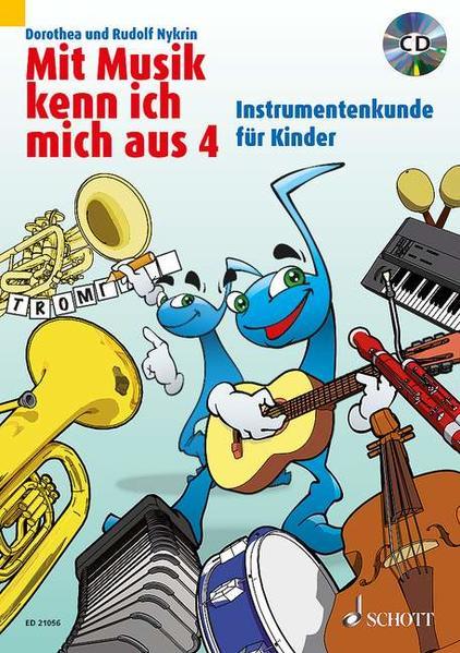 Mit Musik kenn ich mich aus - Coverbild