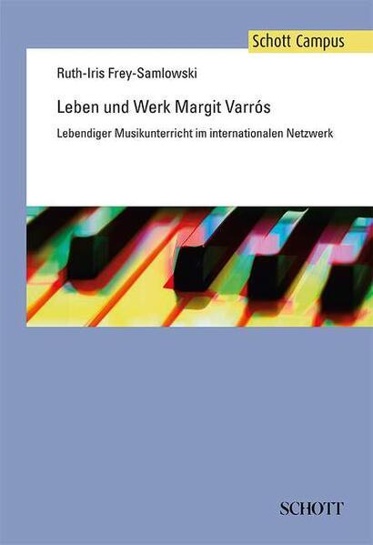Leben und Werk Margit Varrós - Coverbild