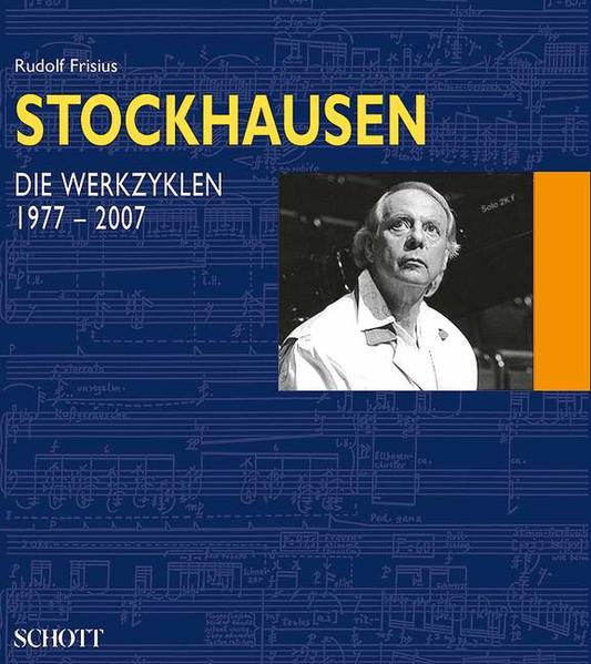 Stockhausen - Coverbild