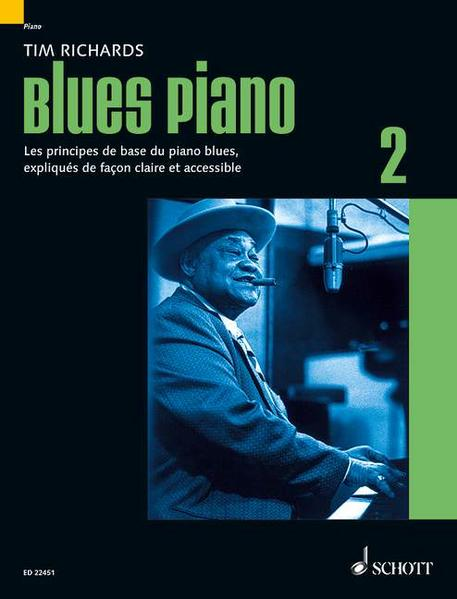 Blues Piano - Coverbild