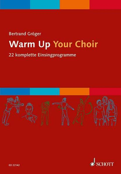Warm Up Your Choir - Coverbild