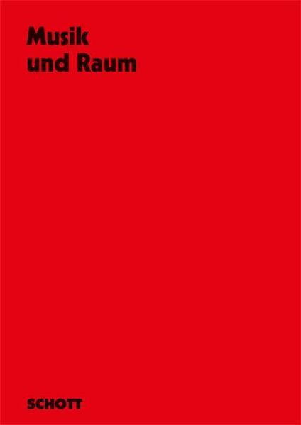 Musik und Raum - Coverbild
