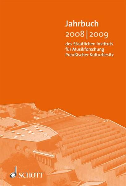 Jahrbuch 2008/09 - Coverbild