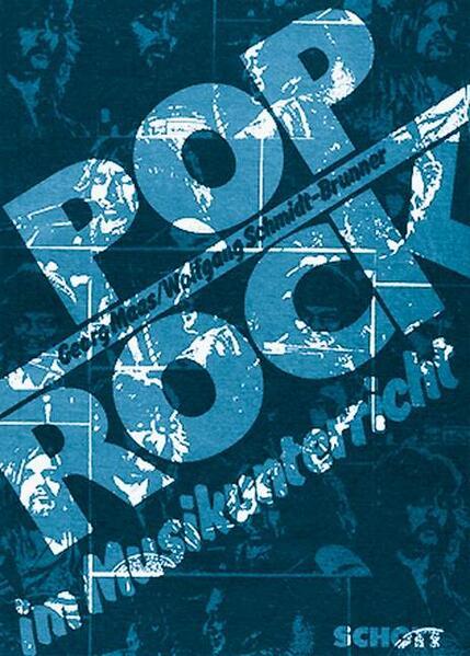 Pop/Rock im Musikunterricht - Coverbild