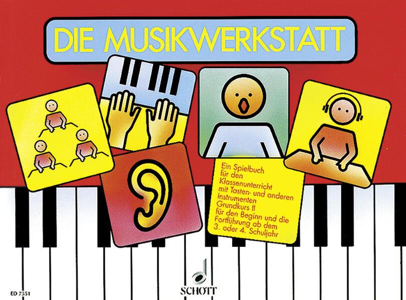 Die Musikwerkstatt - Coverbild