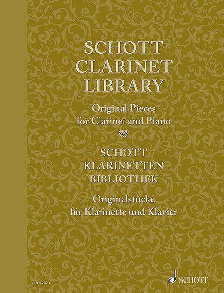 Schott Clarinet Library - Coverbild