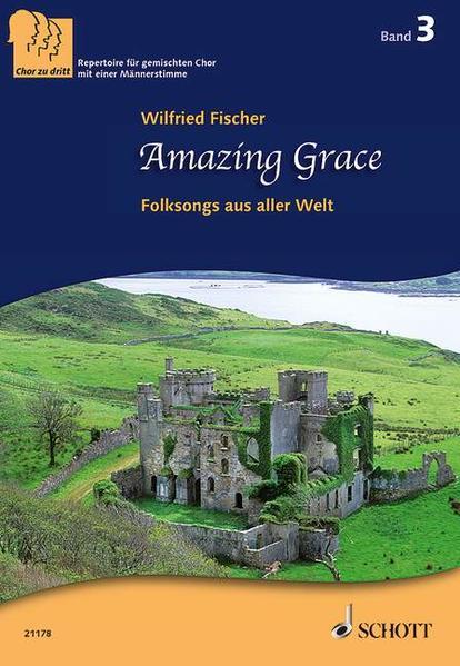 Amazing Grace - Coverbild
