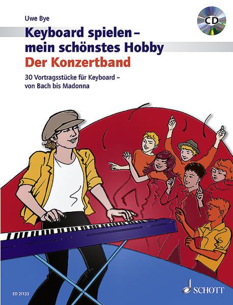 Der Konzertband - Coverbild