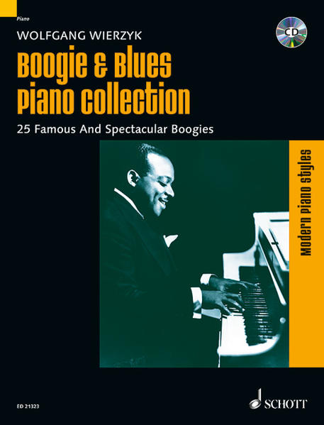 Boogie & Blues Piano Collection - Coverbild