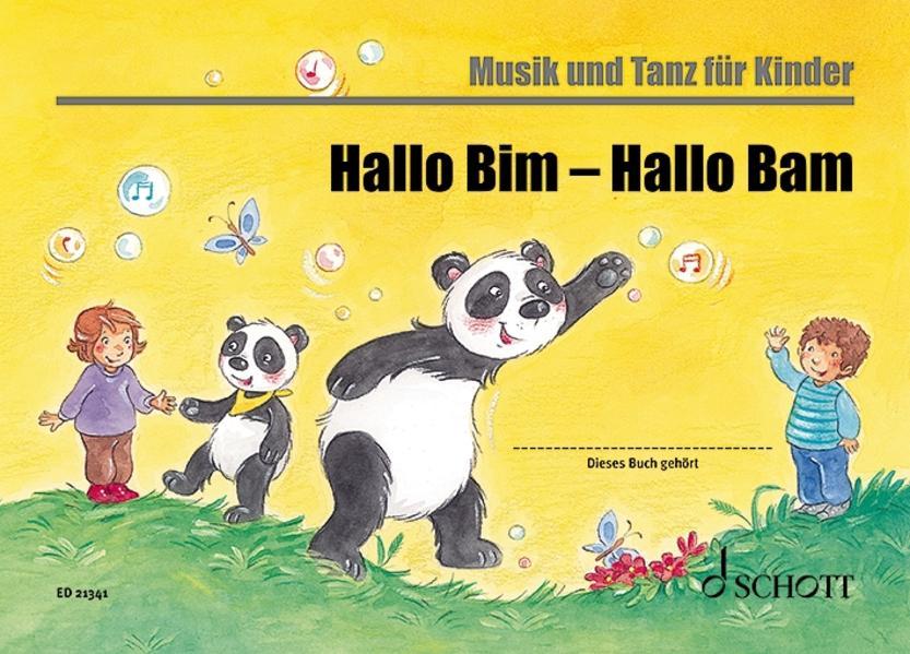 Bim und Bam: Hallo Bim - Hallo Bam - Coverbild