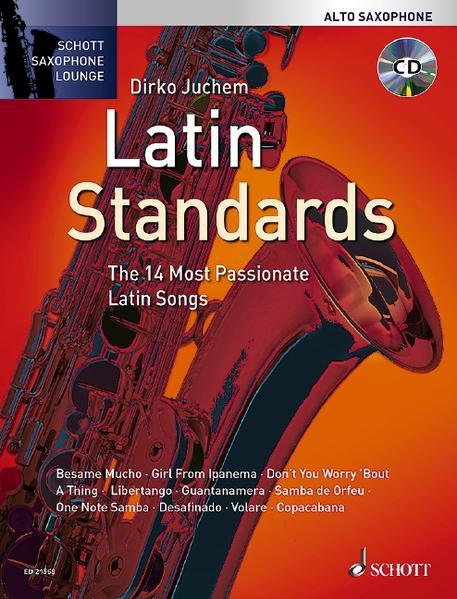 Latin Standards - Coverbild