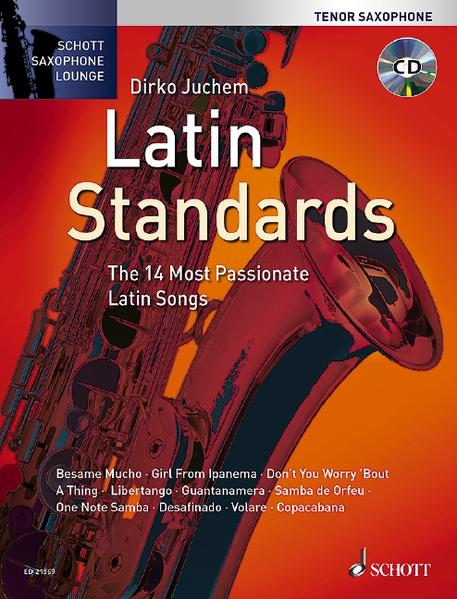 Latin Standards - Coverbild