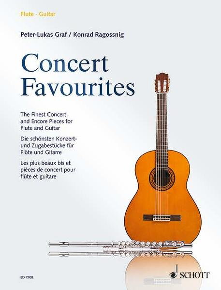 Concert Favourites - Coverbild