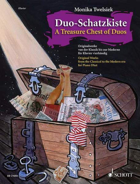 Duo-Schatzkiste - Coverbild