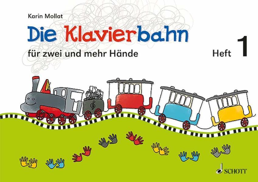 Die Klavierbahn - Coverbild