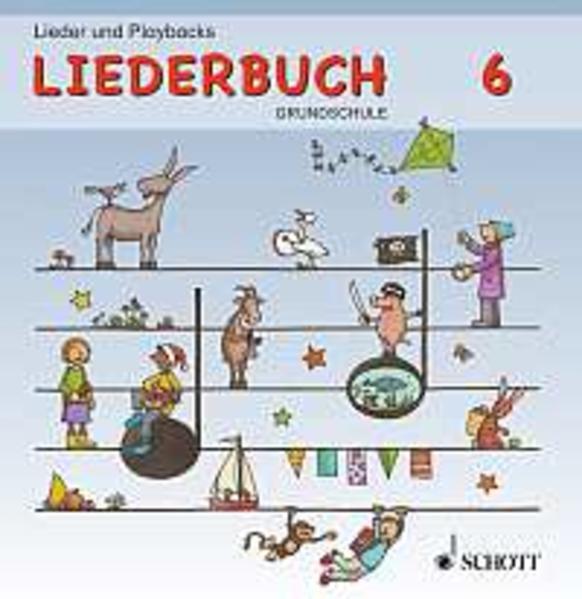 Liederbuch Grundschule - Coverbild