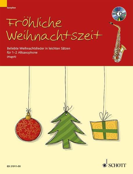 Fröhliche Weihnachtszeit - Coverbild