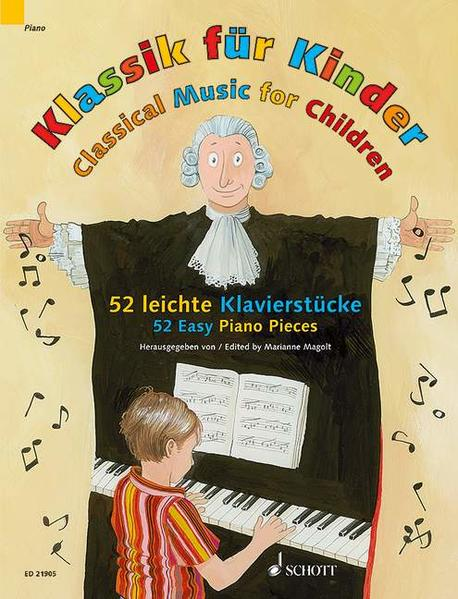 Klassik für Kinder - Coverbild