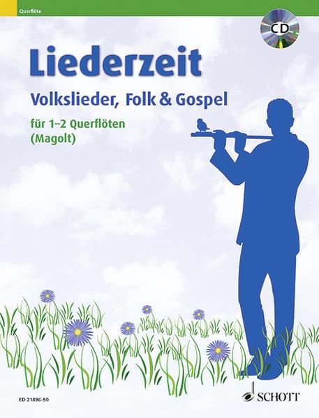 Liederzeit - Coverbild