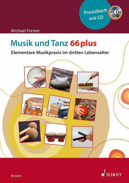 Musik und Tanz 66 plus - Coverbild