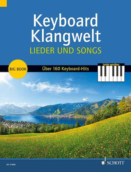 Keyboard Klangwelt Lieder und Songs - Coverbild