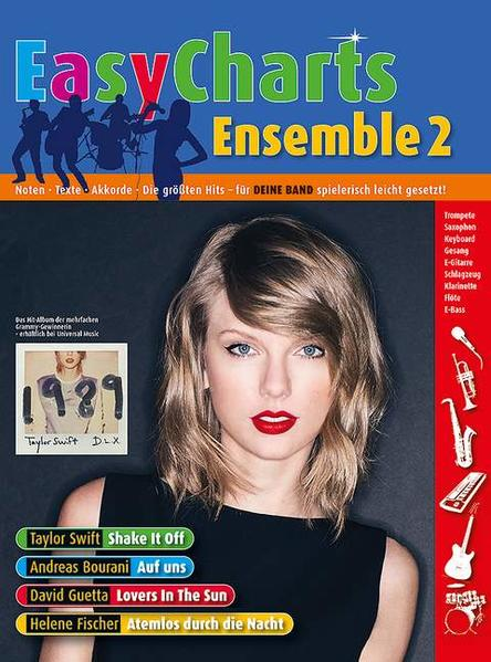 Easy Charts Ensemble - Coverbild