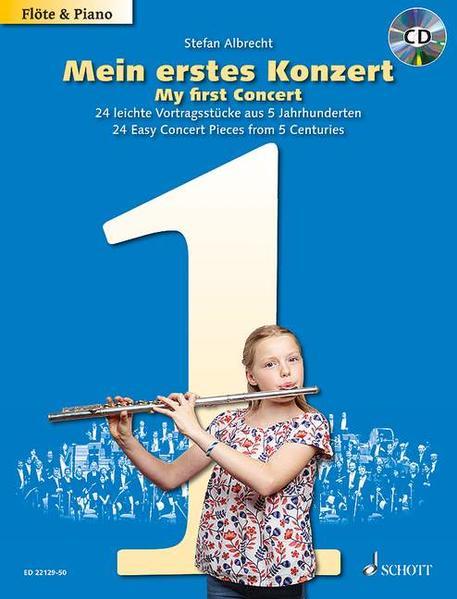 Mein erstes Konzert - Coverbild