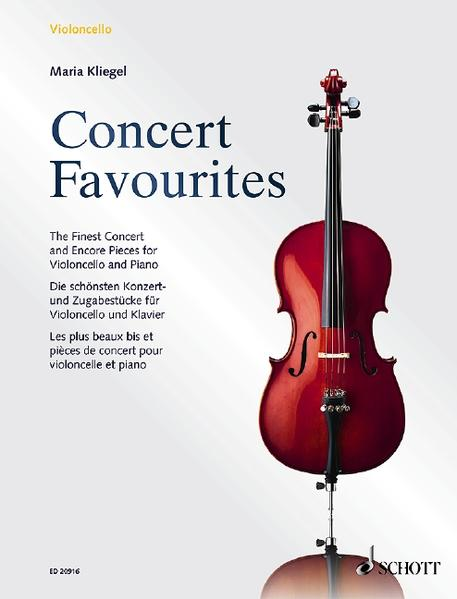 Concert Favourites - Coverbild